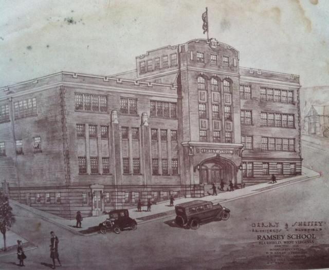 Ramsey School 1